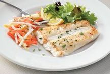Seafood for your Heart / In addition to Valentine's Day, February is Healthy Heart month. These recipes are dual purpose!