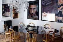 chic dining rooms