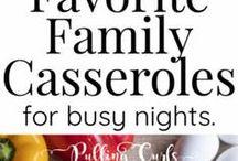 Dinner Ideas / Dinner ideas, main dish, entree, crock pot recipes, dinner recipe, casserole,