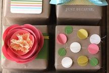 Paper Pretty Packaging / Gift wrap at its finest! / by Amanda Morris