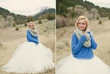 Wedding Style (Dresses & Hair)