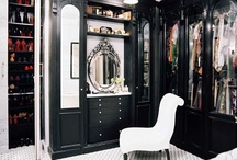 Closet Inspiration  / A girl can never have too much space in her closet.