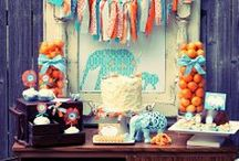 Party Perfect: Baby Shower & Gender Reveal / by Amanda Morris