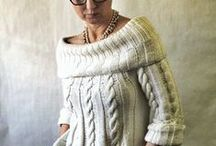 Crafts: Knit Tops / Ladies wear ideas for tops, jackets and cardigans etc