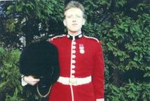 Darrell in the British Army / My past life whilst serving in the British Army!!! / by Darrell Farnsworth