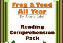 Teaching - Reading/Books