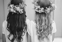 Hair / by Hannah Sortor