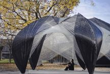Arquitetura Efêmera / by Clara Fortuna