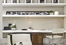 Home Offices & Bookcases / by Clara Fortuna