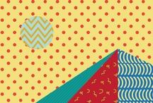 BOOM! / Patchwork patterns. / by Queenie Ho