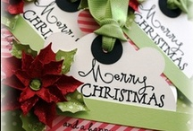 Christmas Cheer: Cards, Tags & Gift Wrap / by Amanda Morris