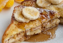 Breakfast--FRENCH TOAST