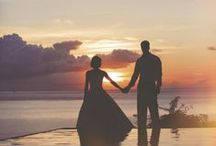 Tying The Knot / Weddings on Royal Caribbean ships. Beach wedding? Caribbean wedding? When it comes to wedding venues, nothing beats tying the knot the sea.