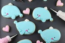 Cookie Creations: Animals / Animal themed sugar cookies / by Amanda Morris