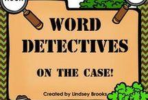 Teaching - Nouns, Verbs, Adjectives
