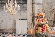 Charming Wedding Desserts