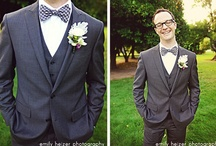 Men's Wedding Style for Grooms / by Emily Heizer Photography