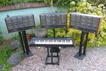 SUPER SEXY SYNTHESIZERS!!! / by Darrell Farnsworth