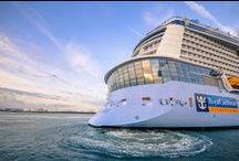 Quantum Class / Quantum of the Seas (November 2014) and Anthem of the Seas (February 2015). Get ready for top-notch dining, Broadway entertainment, and even better onboard features.  / by Royal Caribbean International