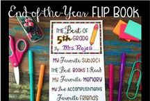 End of the Year / Great ideas to wrap up your school year!