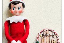 Elf on Shelf / by Rachael Astley