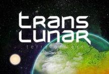 Terraformers / The New Album by Translunar / by Darrell Farnsworth
