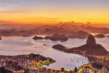 South American Sights / Dreamy coastlines from Buenos Aires to Rio de Janeiro. / by Royal Caribbean International