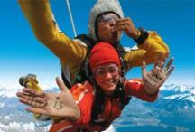 Bucket List / The experience of a lifetime doesn't have to cost an arm and a leg. / by GrabOne