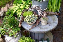 Garten & Terrasse / Ideen für den Garten und die (Dach-)Terrasse