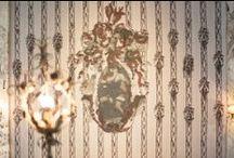 SE MI LASCI NON VALE ... La valigia sul letto quella di un lungo viaggio - Milan Design Week 2014 / Tra casa Deriu e casa Mollino……e un po' anche circolobloomsbury… Immaginatevi una casa con divani, tappeti, cuscini, letti, pareti dipinte come un boudoir, quadri e libri ovunque: voci, rumori e risate, chi legge, dipinge, cuce, ricama, disegna, fotografa, scrive, rovista tra gli abiti. Tutto è mescolato: forme e fantasie, volumi e spazi, decori e interventi, installazioni e dipinti. / by Antonio Marras