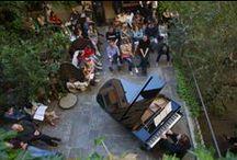 Piano City 2014 - Marco Dalpane a NonostanteMarras / Piano City Milano 2014 presenta @ NonostanteMarras - Marco Dalpane, Concerto per Pianoforte - Libera interpretazione di brani di Frank Zappa. / by Antonio Marras