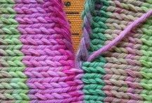 Crafts: Knit Tips / Useful ways of improving my handicrafts.