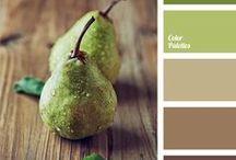 Home Style: Colour Schemes / Colour combinations for soft furnishings, interiors and gardens.