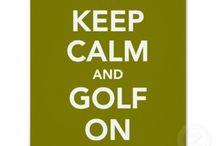 Golfing / by Ashton Pinner