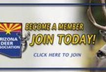 ARIZONA DEER ASSOCIATION / 100% VOLUNTEER NON-PROFIT HABITAT CONSERVATION GROUP