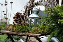 Winter / Deko-Ideen für den Winter