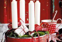 Weihnachten / Deko-Ideen & DIY für die Weihnachtszeit