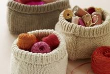Crafts: Knit Simple / Simple and practical beginner projects that are well explained and clear to see. Also small projects that are quick to complete, like hats, leg warmers, and other accessories..
