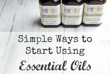 Essential Oils / by Madelyn Harris
