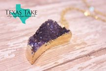 Texas Take Etsy Shop - Handmade Jewelry / by Texas Tales