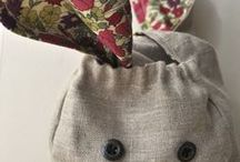Crafts: DIY Bunnies / Animal toys and crafts featuring Wabbits!