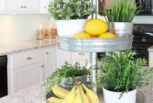 Home Style: Kitchen / Kitchen design, decor, gadgets and ideas to make life easier.