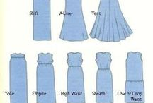 Style: Clothing Terms / Design terminology for describing clothing styles. Useful when looking for patterns, considering making or buying clothing.