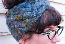 Crafts: Knit Entrelac / Ideas and advice for knitting entrelac style.