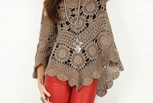 Crafts: Crochet Clothes / Clothing that can be made from, or embellished with, crochet.