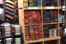 Crafts: Textiles, Fabric & Dyes / Wool, cotton, hemp, linen, silk production and dye techniques, printing, bleaching and others.