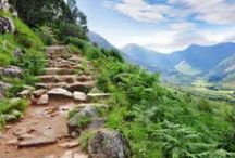 Journeys: Hike and Bike / Beautiful journeys to take with family, friends or alone.