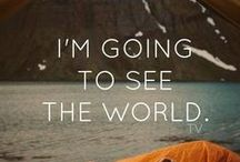Inspiring Quotes / Inspiring quotes about travel, family, creation and spirituality.