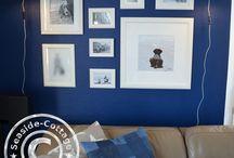 Wandgestaltung / Ideen zum Gestalten von Wänden: DIY, kreativ, individuell