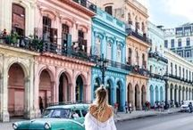 8 Hours in Cuba / Cuba travel is all-new and all-epic. Come seek the best Cuba travel tips, beaches, outfits, photography, and more to turn your Havana vacation into an unforgettable adventure. Between its enchanting culture, vibrant nightlife, and amazing food, let us help you answer the question: what would you do with 8 hours in Cuba?